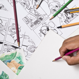 Exposición del cómic